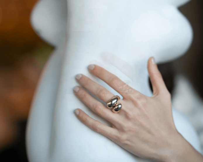 Gabriela Artigas Jewelry Gabriela Artigas <br> Double Apse Ring