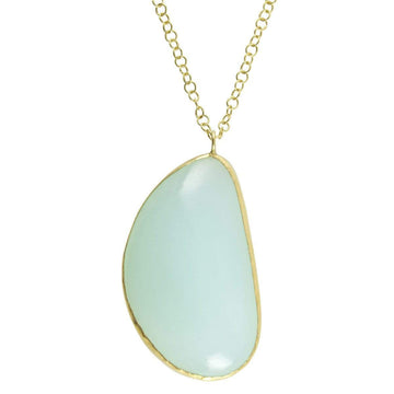 Pippa Small Jewelry Pippa Small  <br> Large Ecuadorian Opal Necklace