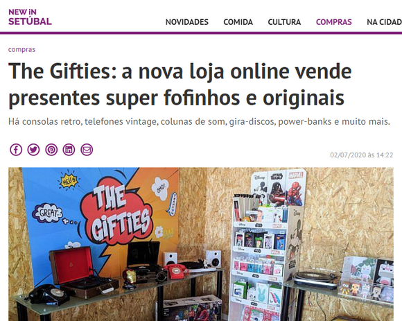 loja the gifties