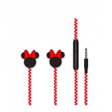 Auriculares Minnie 3D - Disney