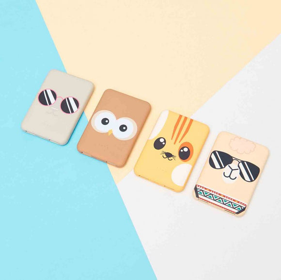 Power bank Animals - 5000 mAh