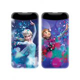 Power bank Elsa e Anna do Filme Frozen 6000mAh Disney
