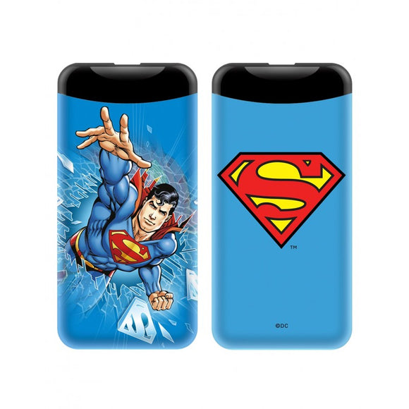 Power bank Super Homem - 6000mAh