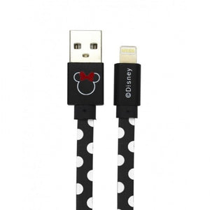 Cabo USB-Lightning Minnie - Disney