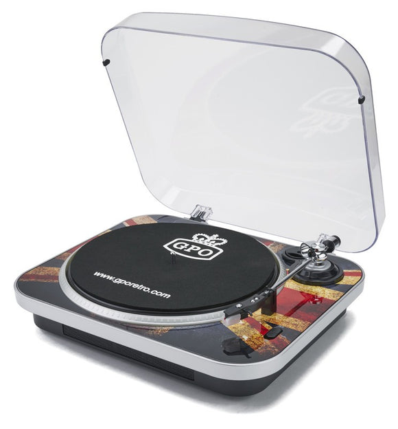 Gira-Discos GPO JAM Turntable T188-SP