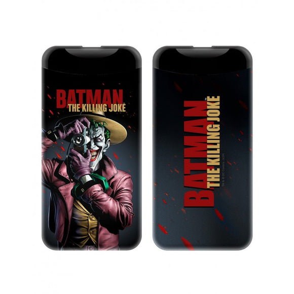 Power bank Joker - 6000mAh (Preto)