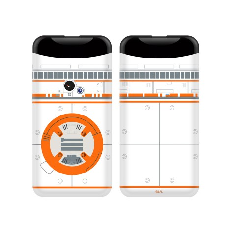 Power bank BB-8 - Star Wars - 6000mAh