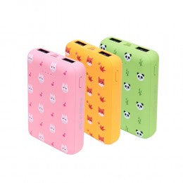 Power bank Animals - 10 000 mAh