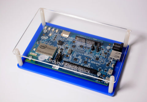 Intel Edison Arduino Case