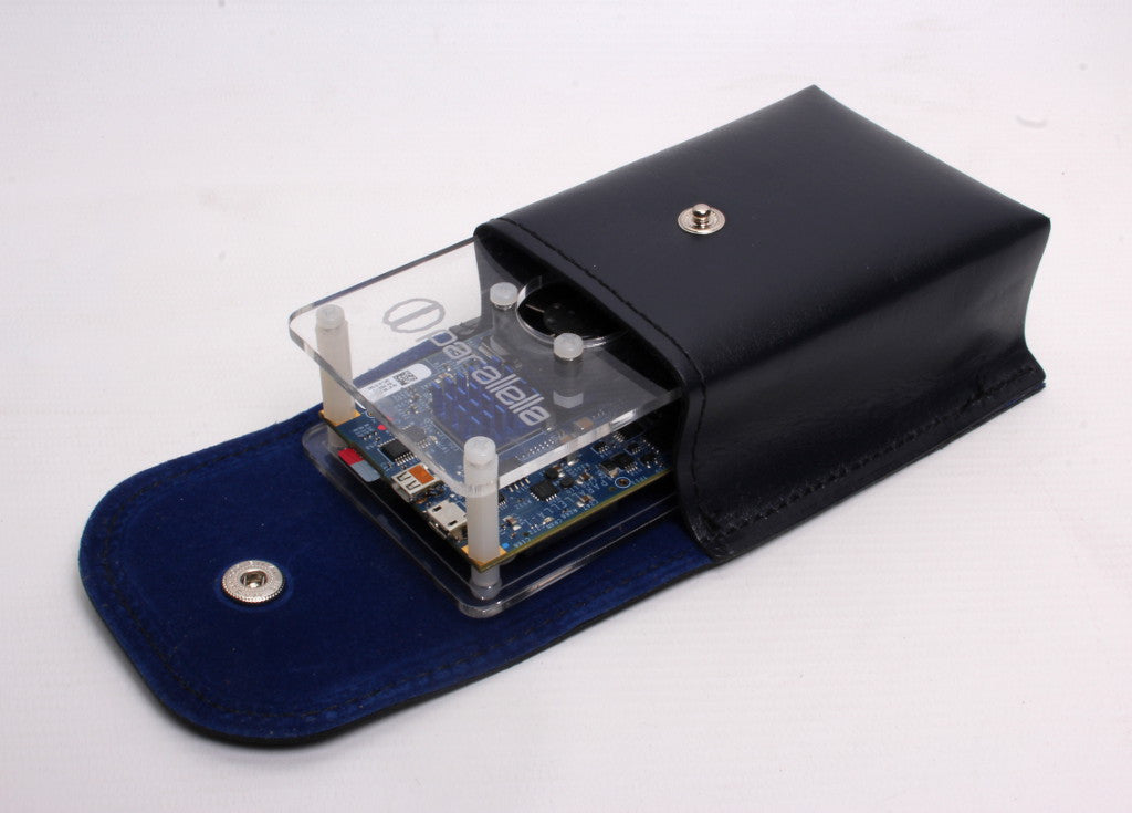 Parallella Leather Slip Case