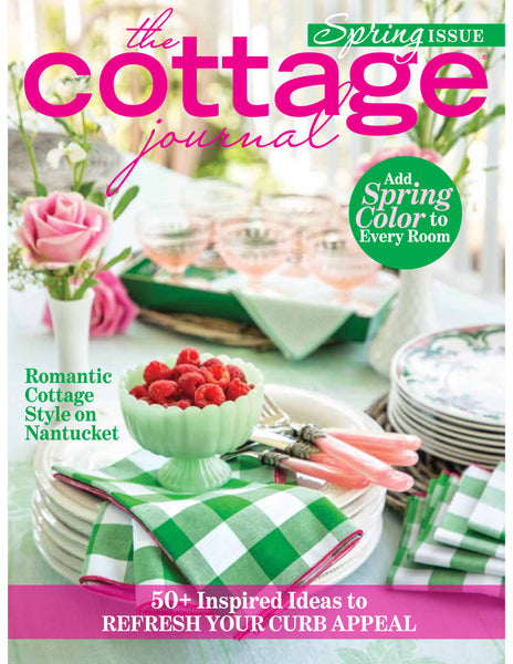 Cottage Journal Spring 2020
