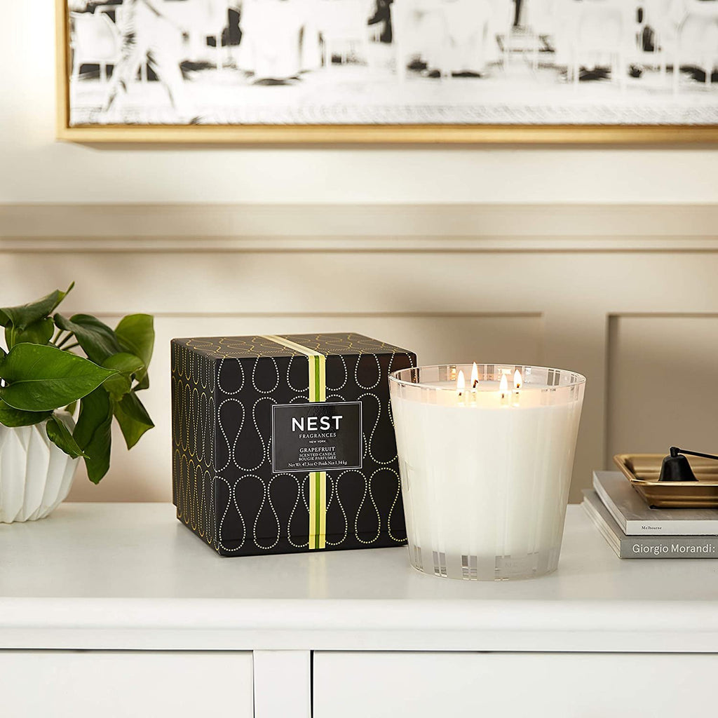 Nest Bamboo Luxury 4-wick Candle