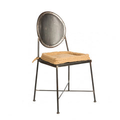 Mary Jane Dining Chair with Cushion