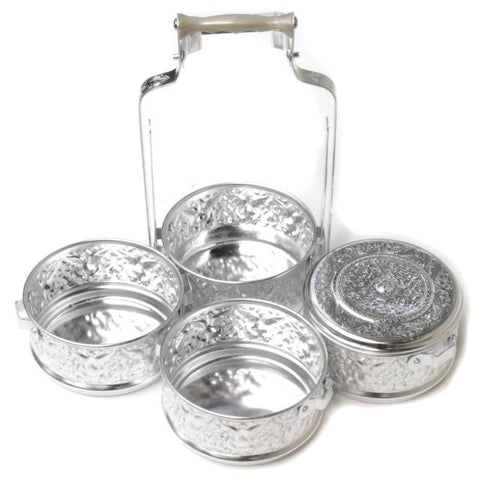 Decorative Asian Tiffin Lunch Box