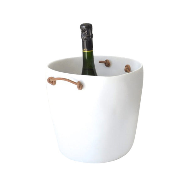 Tina Frey Resin Champagne Bucket (3 Colors)