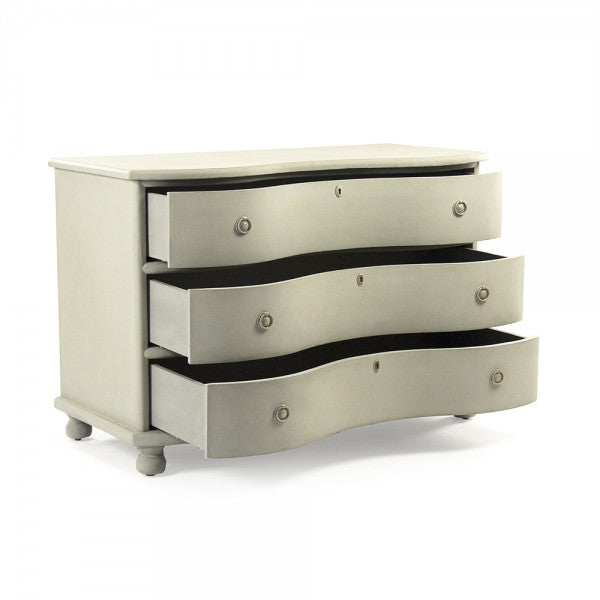 Chloe Wooden Chest of Drawers