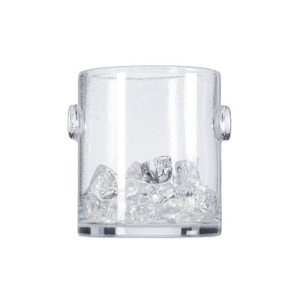 Belgian Fine Bubble Glass Champagne Cooler