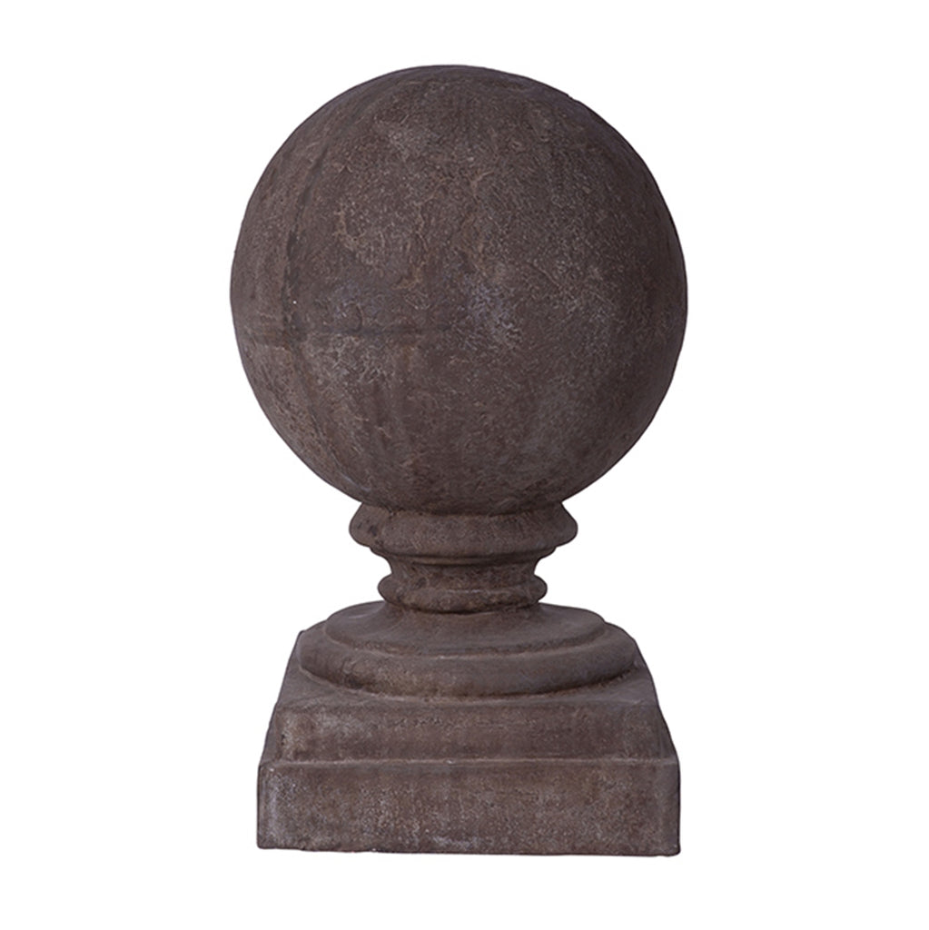 Belgian Polished Concrete Garden Deco Ball