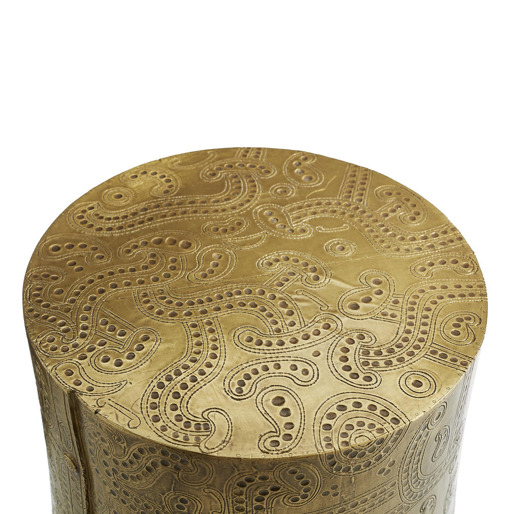 Emperor Side Table by Barry Dixon