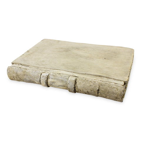 Cast Stone Book - Large Journal