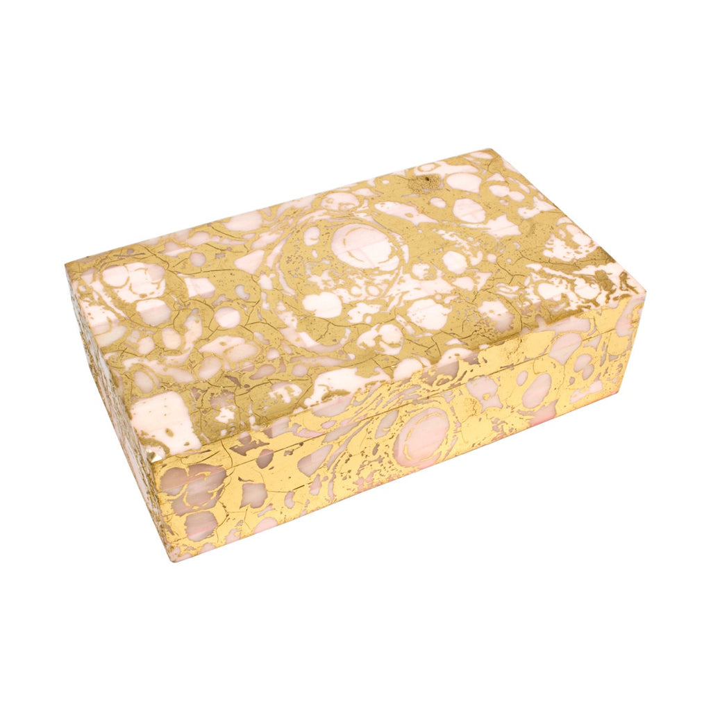 Gold Foiled Boxes - Three Colors