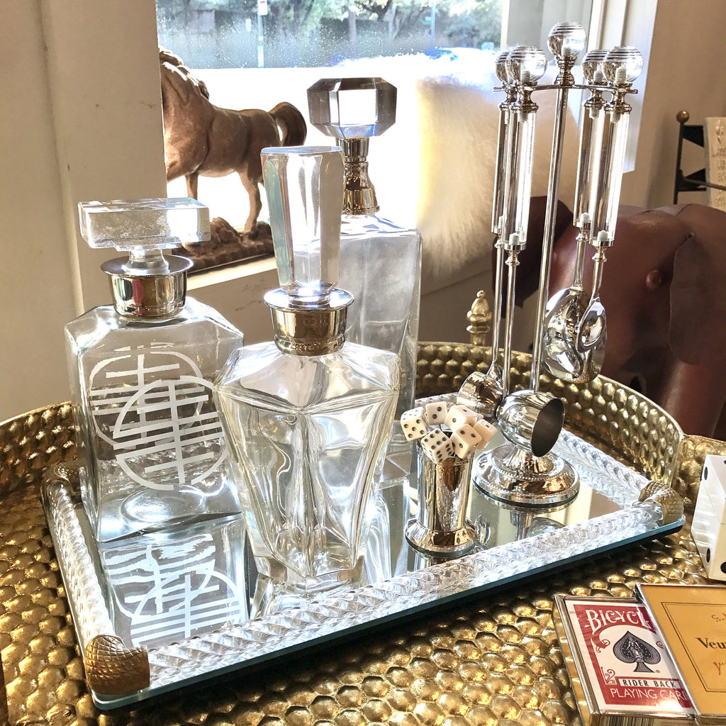 Beckham Glass Decanter