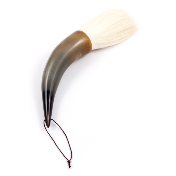 Decorative Chinese Horn Calligraphy Brush