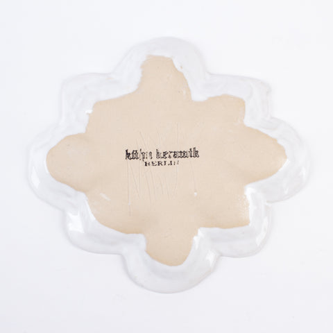 "Kuhn Keramik Decorative ""Curiosité"" Tray"