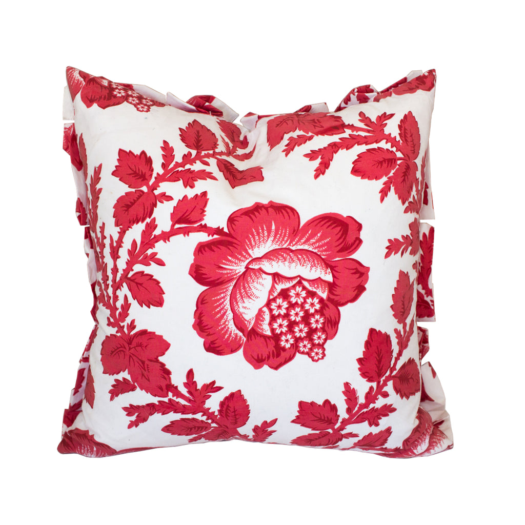 Tulu Textiles Turkish Cotton Wilhelmina Origami Pillow