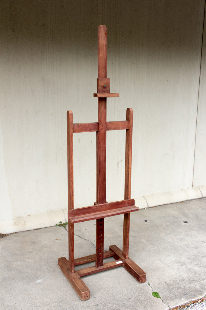 French Artist's Easel ca. 1920