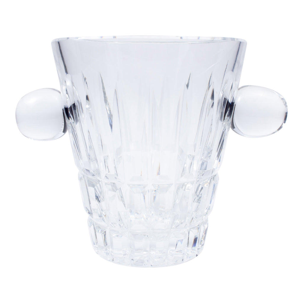 Vintage Cut Crystal Ice Bucket found in France