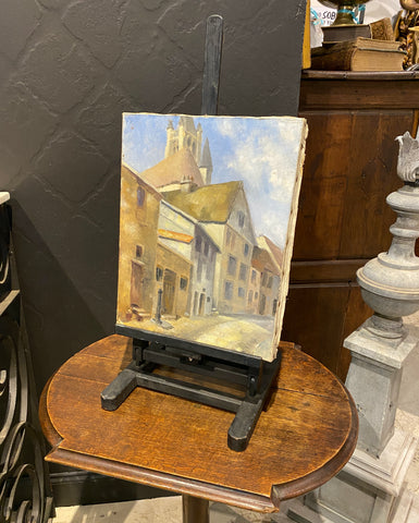 Vintage French Tabletop Easel