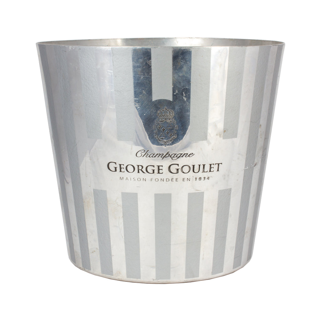 Oversized Vintage French Ice Bucket