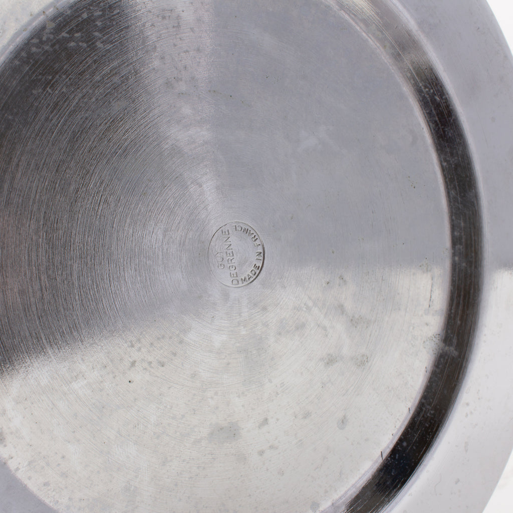 Vintage Guy Degrenne Chrome Stainless Ice Bucket found in France