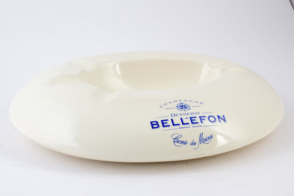 Vintage French Mod Besserat de Bellefon Ashtray