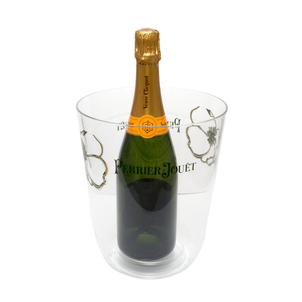 Acrylic Perrier-Jouët Champagne Bucket