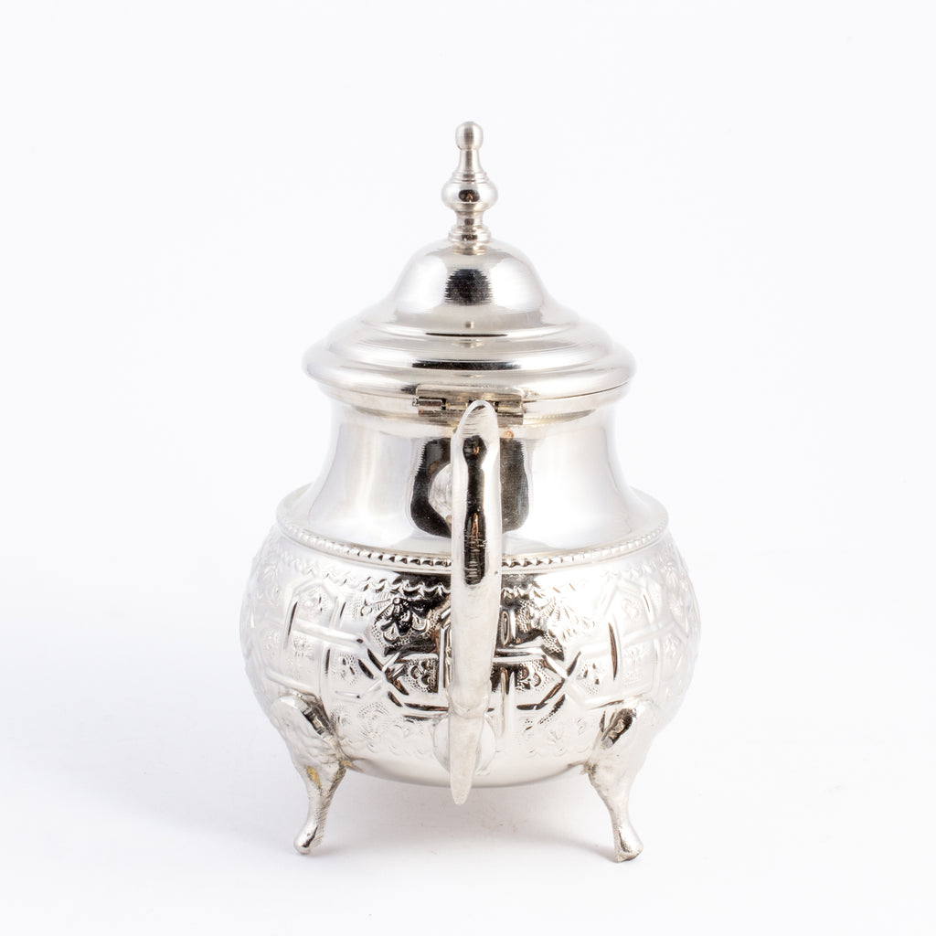 Moroccan Metal Teapots | Two Sizes