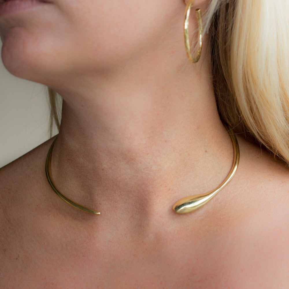 Coil Necklace by Meyelo