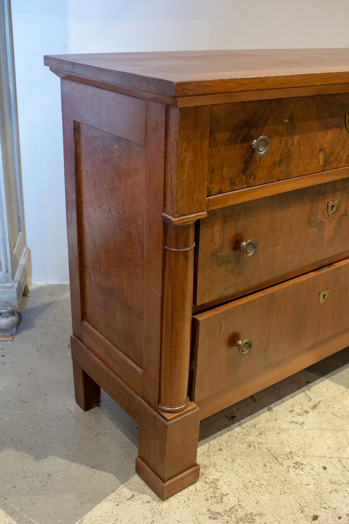 Antique French Empire Chest