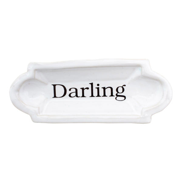 Kühn Keramik Long Asher Tray - Darling