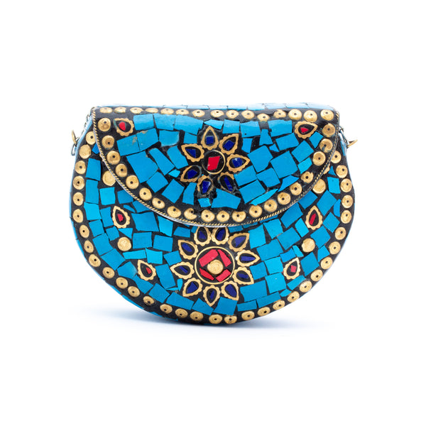 Small Himalayan Stone Clutches | More Colors Available
