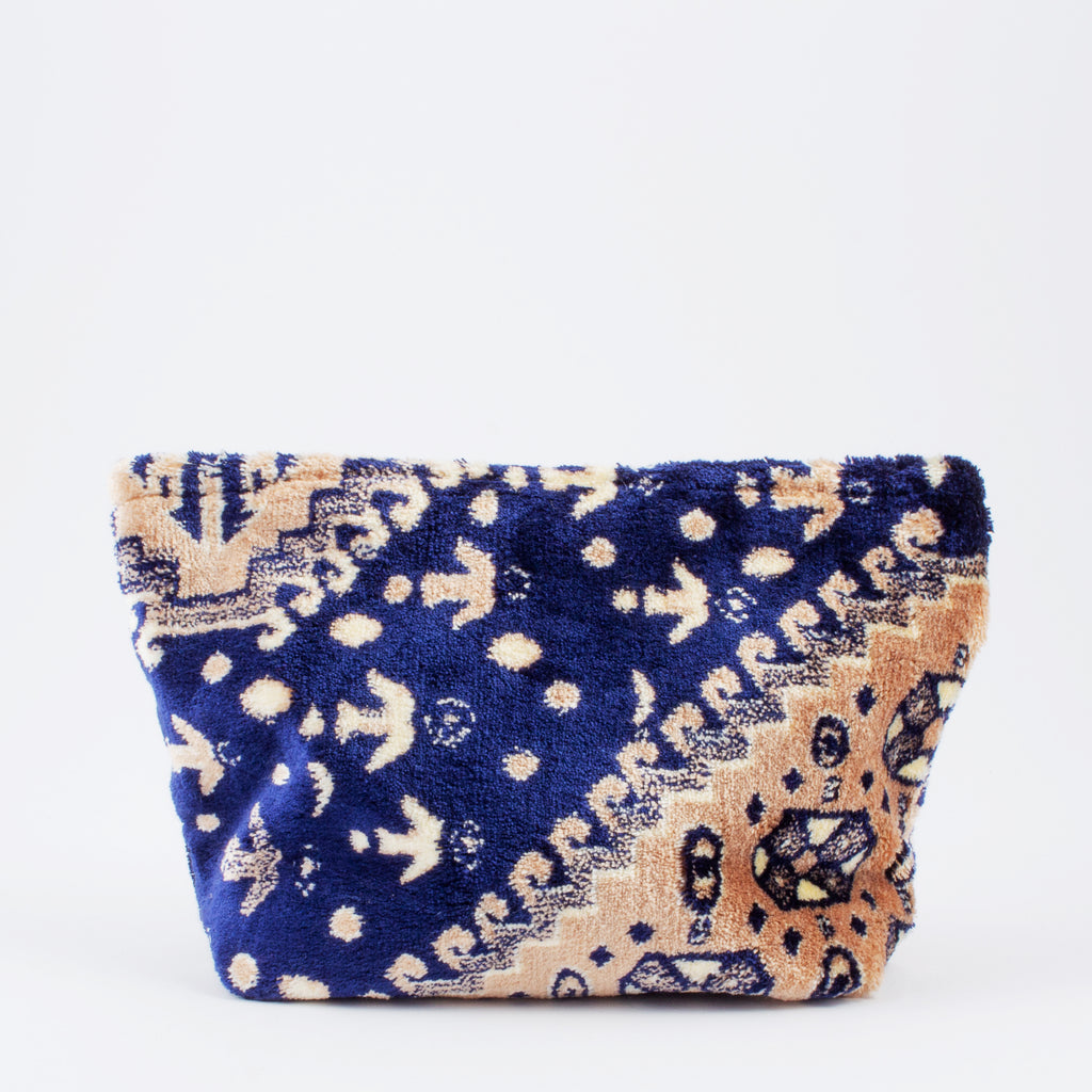 Handmade Lalla Small Walakin Carpet Clutch from Marrakech
