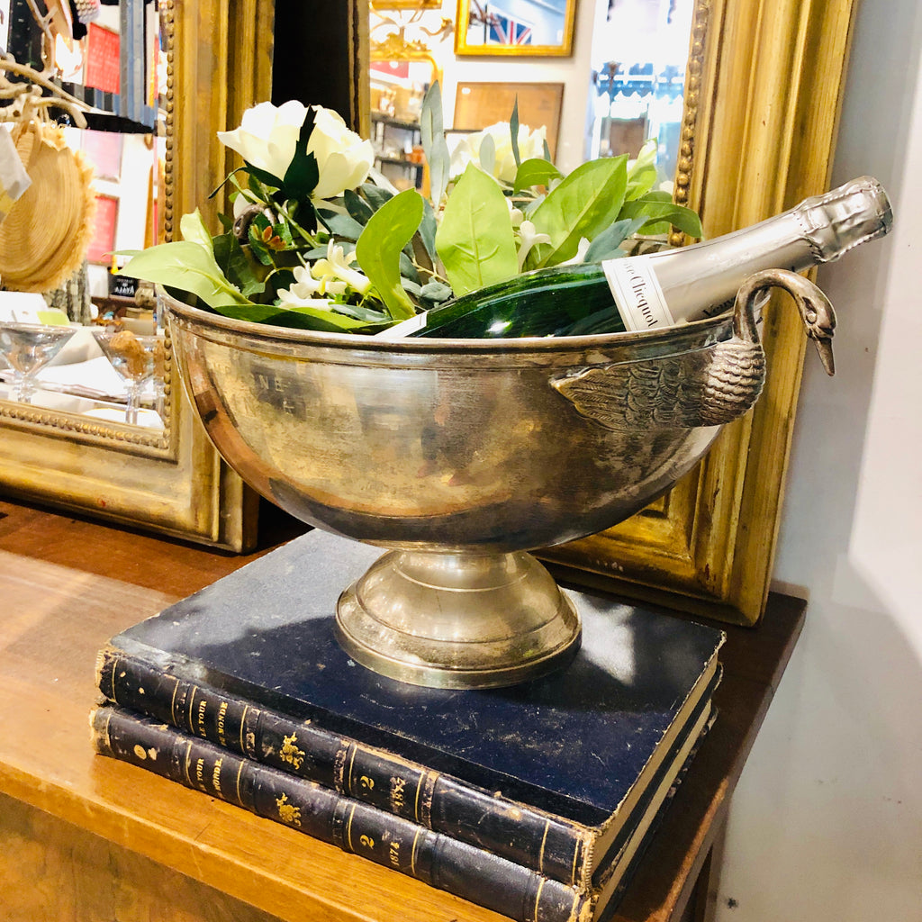 French Vintage Champagne Cooler from Taittinger House