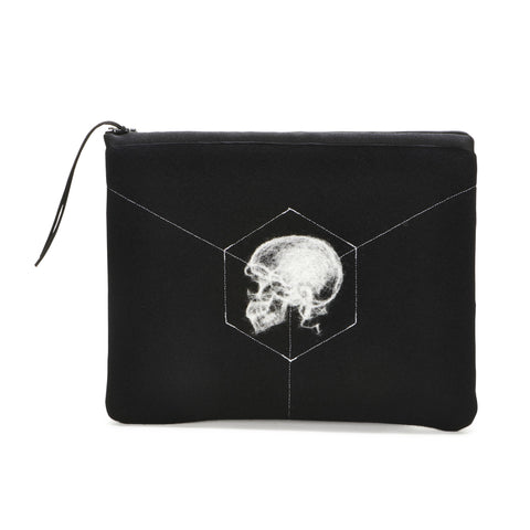 X-Ray Skull Geometric iPad Tech Case