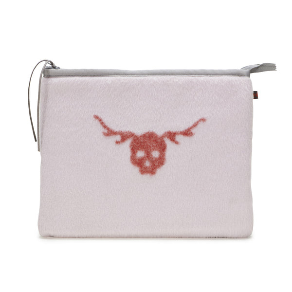 Skull & Antlers iPad Tech Case