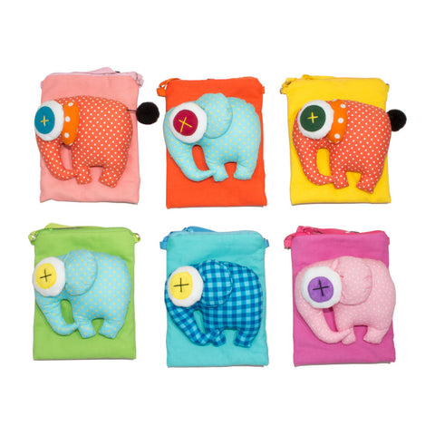 Children's Elephant Cross-Body or Shoulder Bag