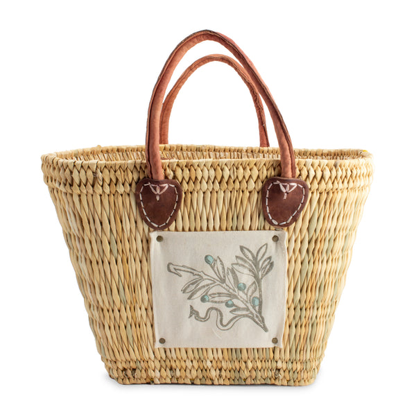 Laurier Blanc Moroccan Tote