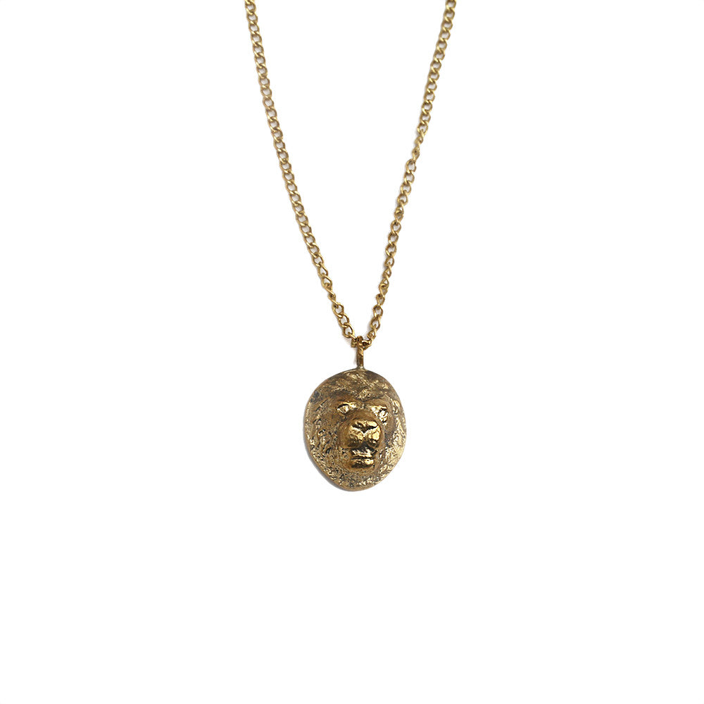 Meyelo Leo Necklace