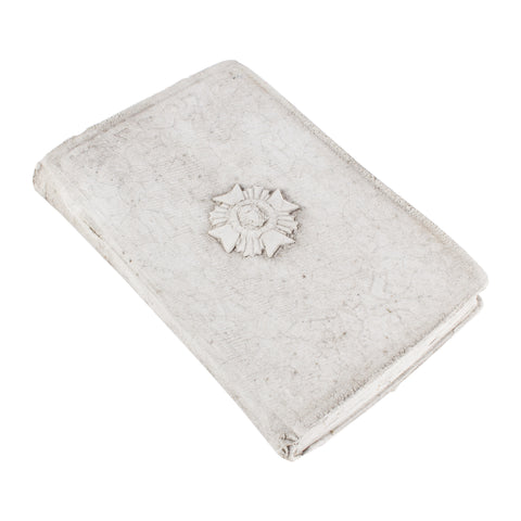 Cast Stone Book - Medium Franklin Book