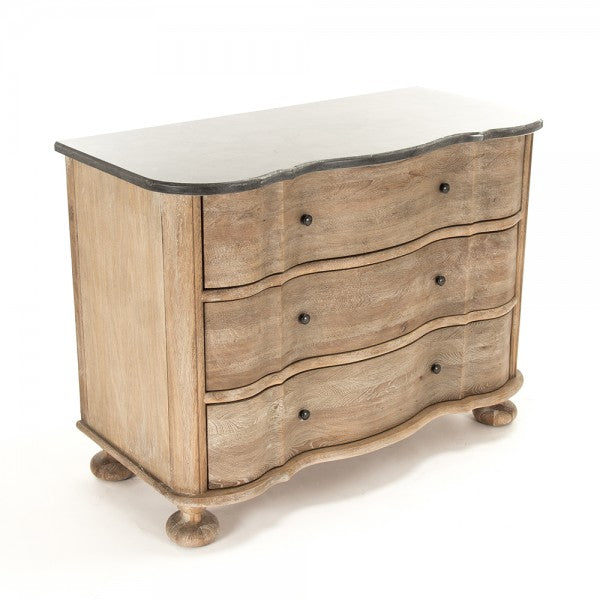 Marbre Wooden Chest of Drawers